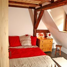 Chambre niveau 2 suite parentale - Location de vacances - Eguisheim
