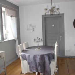 Chambre a coucher - Location de vacances - Ribeauvillé