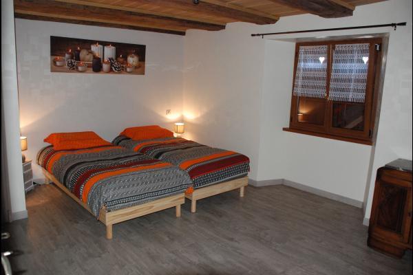 chambre - Location de vacances - Illfurth