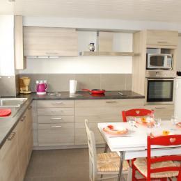 cuisine - Location de vacances - Illfurth