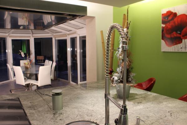 Chambre lit 160 cm - Location de vacances - Ribeauvillé