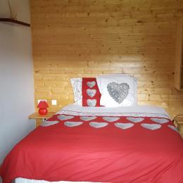 chambre 1 lit 160x200 - Location de vacances - Munster