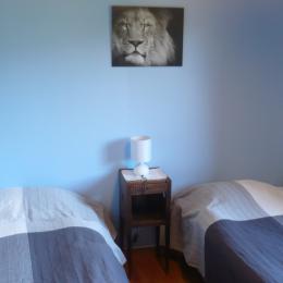 Chambre 1 - Location de vacances - Metzeral