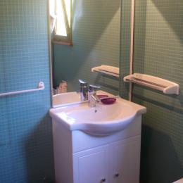 Salle de bain - Location de vacances - Metzeral