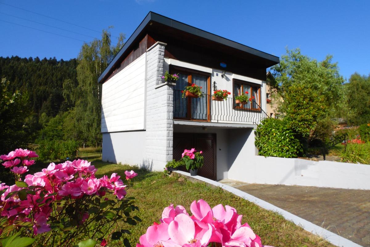 La maison en été - Location de vacances - Rimbach-près-Masevaux
