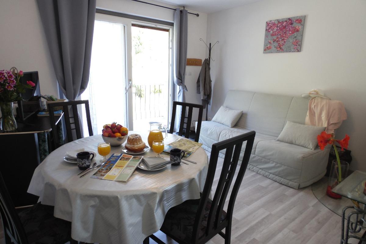 Salon séjour - Location de vacances - Rimbach-près-Masevaux