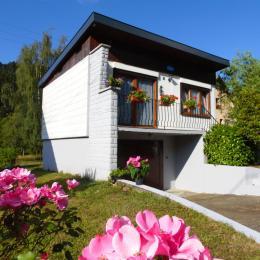La maison - Location de vacances - Rimbach-près-Masevaux