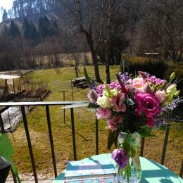 Cuisine équipée - Location de vacances - Rimbach-près-Masevaux