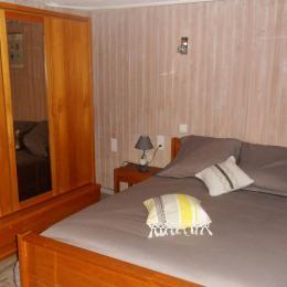 La chambre - Location de vacances - Gunsbach