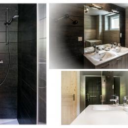 Salle de bain - Location de vacances - Sondernach