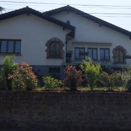 CHAMBRE AVEC 1 LIT DOUBLE 160x200 cm - Location de vacances - Ribeauvillé