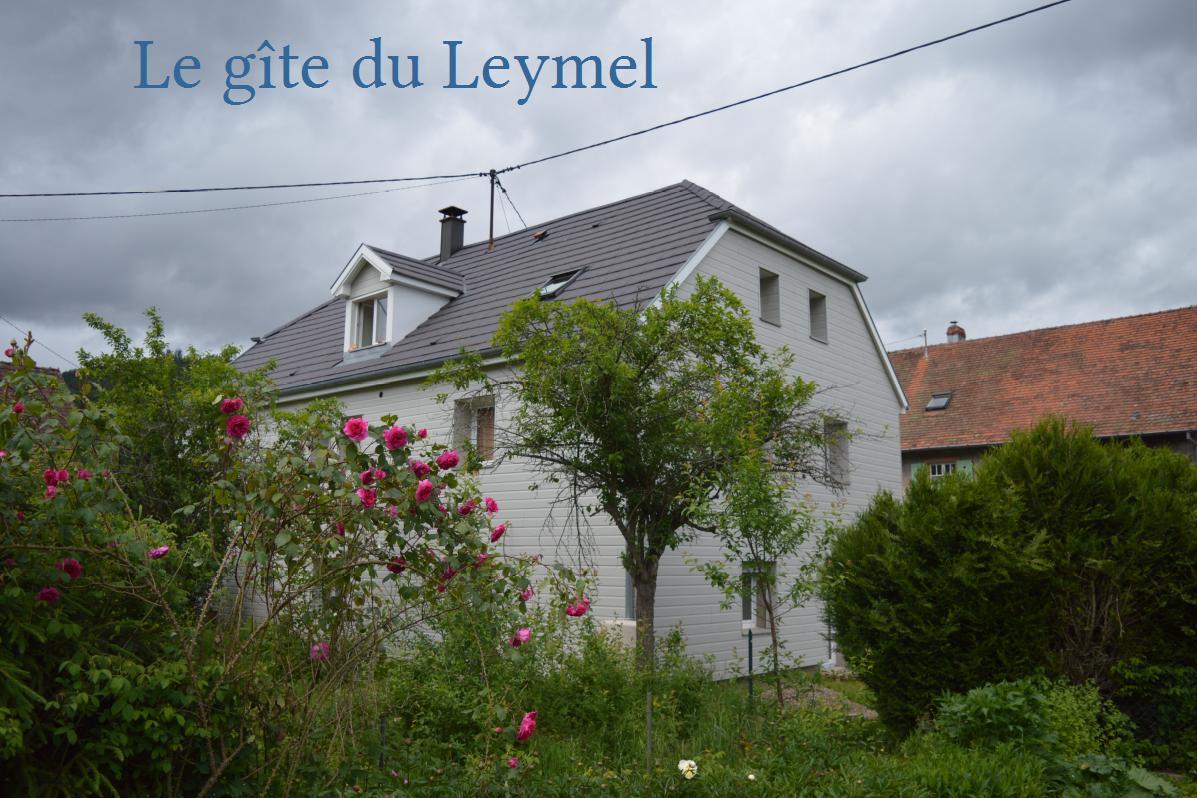La maison dans son intégralité - Location de vacances - Luttenbach-près-Munster