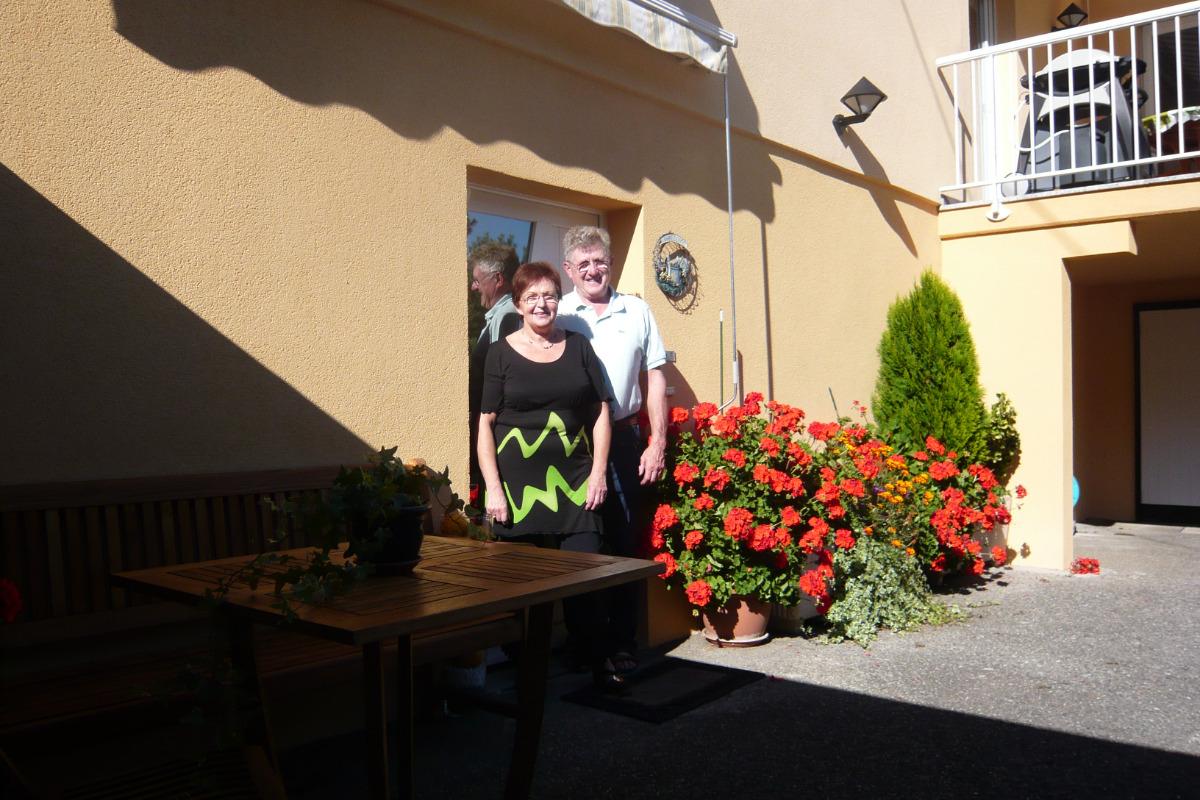 Lucie et Paul - Chambre d'hôtes - Westhalten
