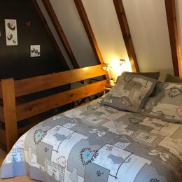 Chambre - Location de vacances - Kaysersberg