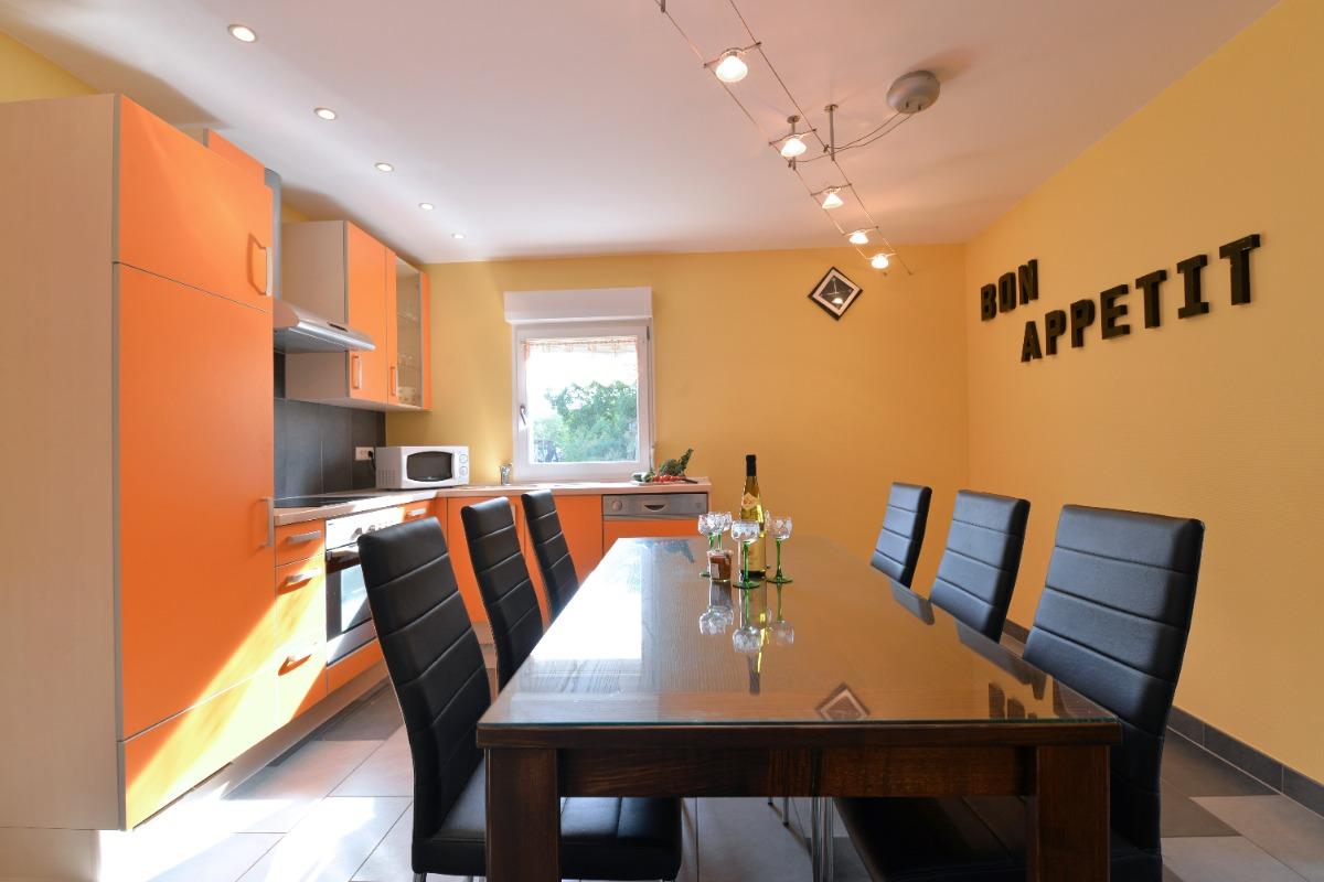 Le salon de jardin - Location de vacances - Logelheim