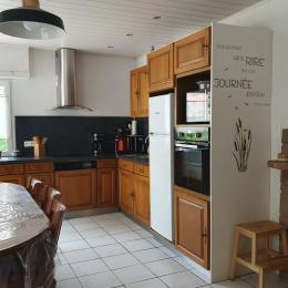 Cuisine / salle à manger - Location de vacances - Munster