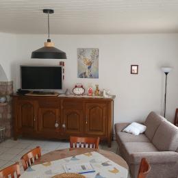 cuisine/salle à manger - Location de vacances - Munster