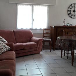 Salon - Location de vacances - Munster