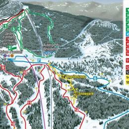 proche de station de ski à 5 min  - Location de vacances - Le Bonhomme