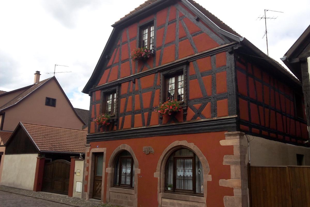 Ancienne maison de tanneur du XVIII siècle - Location de vacances - Kaysersberg