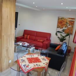 salon - Location de vacances - Rouffach