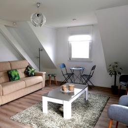 Pièce à vivre - Location de vacances - Riquewihr
