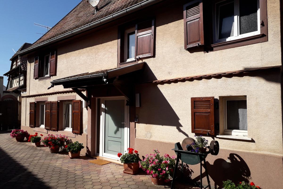 - Location de vacances - Andolsheim