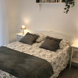 Terrasse fleurie en été  - Location de vacances - Colmar
