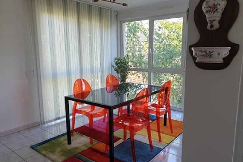 salle à manger - Location de vacances - Colmar