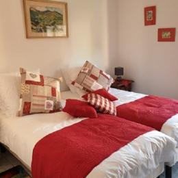 chambre 2 - Location de vacances - Colmar