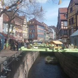GITE SITUE EN PLEIN CENTRE VILLE - Location de vacances - Colmar