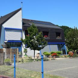 Plan de travail dans la cuisine. - Location de vacances - Sentheim