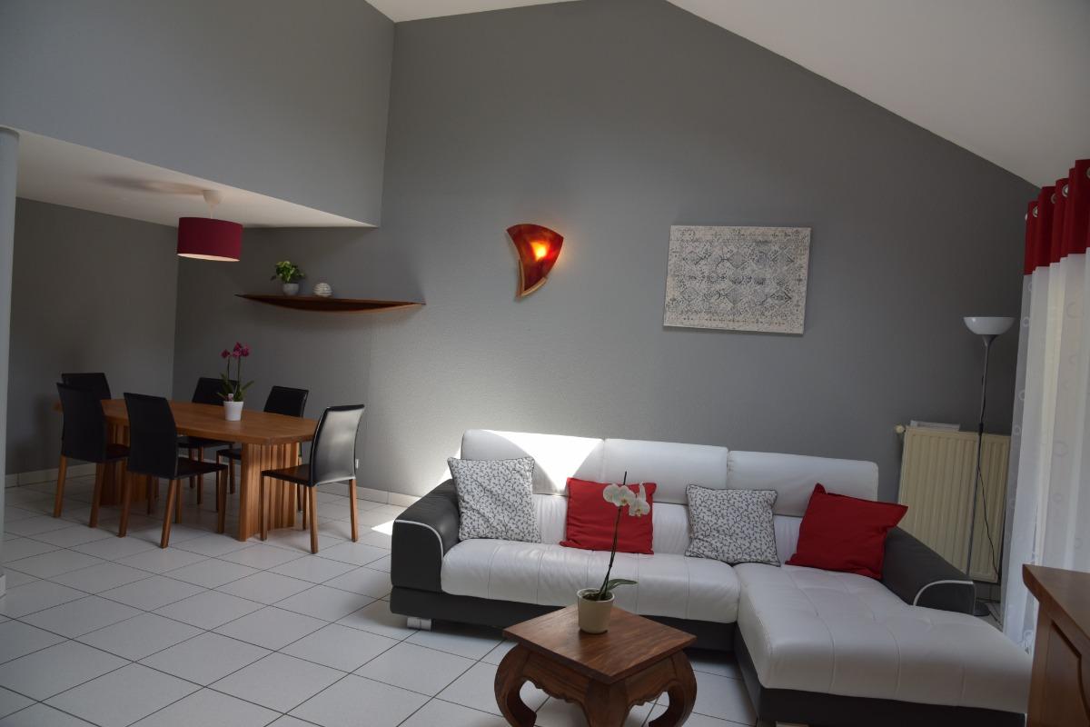 première terrasse - Location de vacances - Kaysersberg