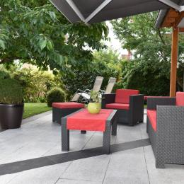 deuxième terrasse - Location de vacances - Kaysersberg