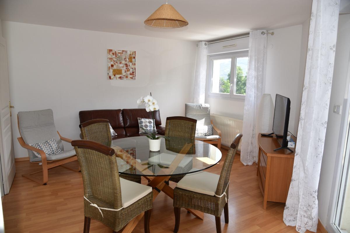 salon-séjour - Location de vacances - Kaysersberg