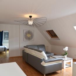 salon vers séjour - Location de vacances - Kaysersberg