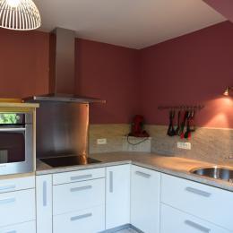 cuisine aménagée - Location de vacances - Kaysersberg