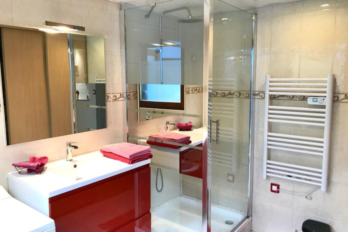 Salle de bain - Location de vacances - Kaysersberg