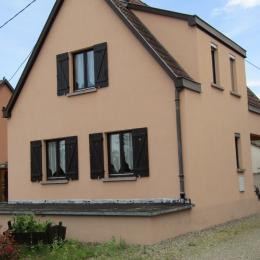 - Location de vacances - Wintzenheim