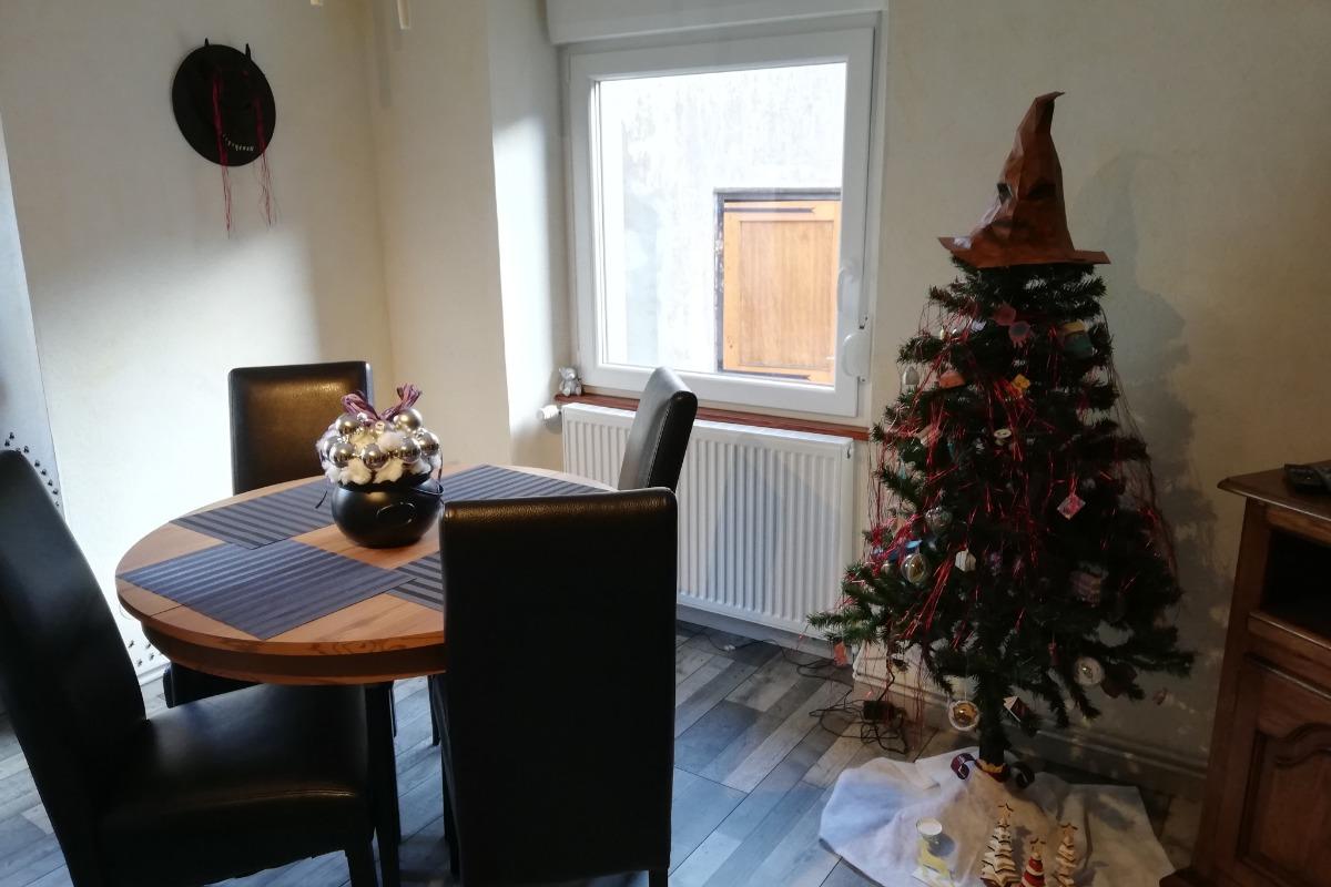 coin salon  - Location de vacances - Stosswihr