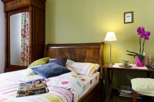 confort et aménagement personnalisé - Chambre d'hôtes - Décines-Charpieu