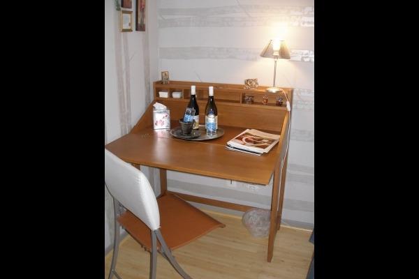 WIFI gratuit avec plateau de dégustation de vins du Domaine familial - Chambre d'hôtes - Décines-Charpieu
