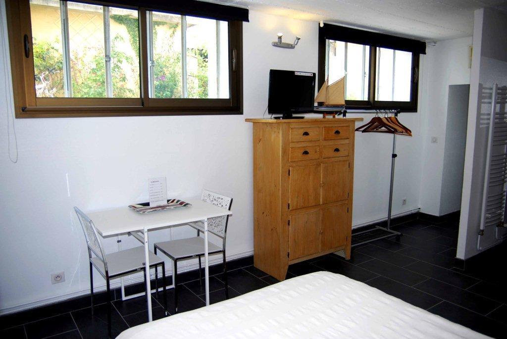 chambre - Chambre d'hôtes - Caluire-et-Cuire