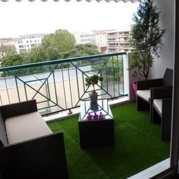 balcon - Chambre d'hôtes - Lyon