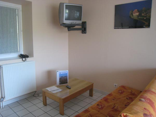 salon - Location de vacances - Vaugneray