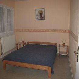 Chambre 1 - Location de vacances - Vaugneray