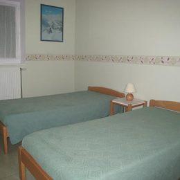Chambre 2 - Location de vacances - Vaugneray