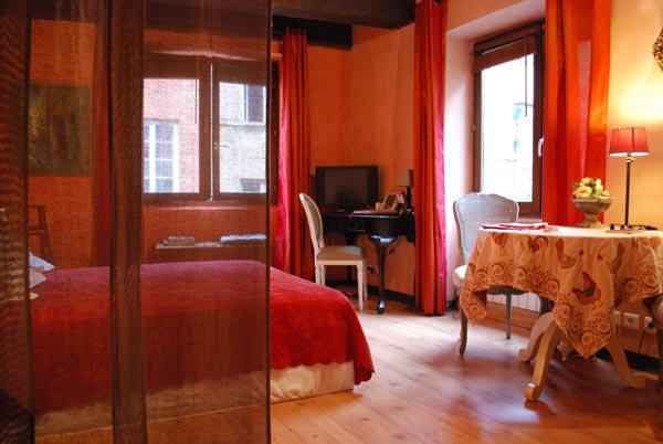 Studio pour 2 personnes (Lyon Renaissance Côté Cour) au centre du Vieux-Lyon  - Location de vacances - Lyon