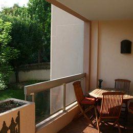 balcon - Location de vacances - Lyon
