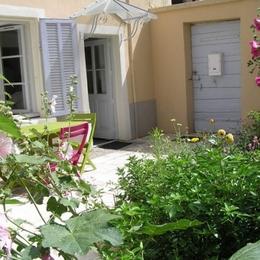terrasse - Location de vacances - Lyon